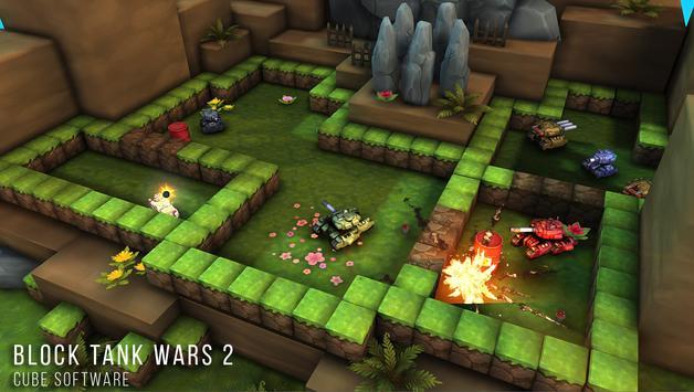 Block Tank Wars 2 Premium Ekran Görüntüsü 3