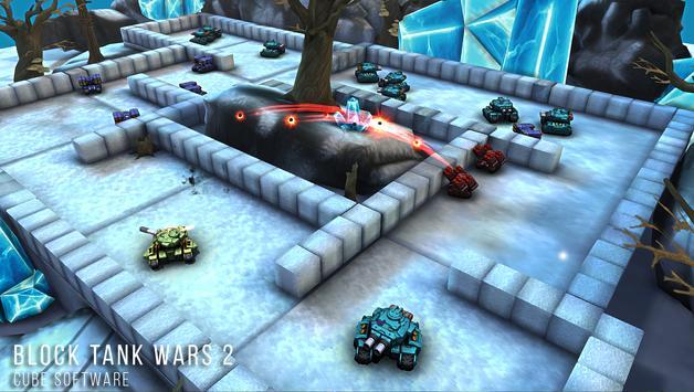 Block Tank Wars 2 Premium Ekran Görüntüsü 8