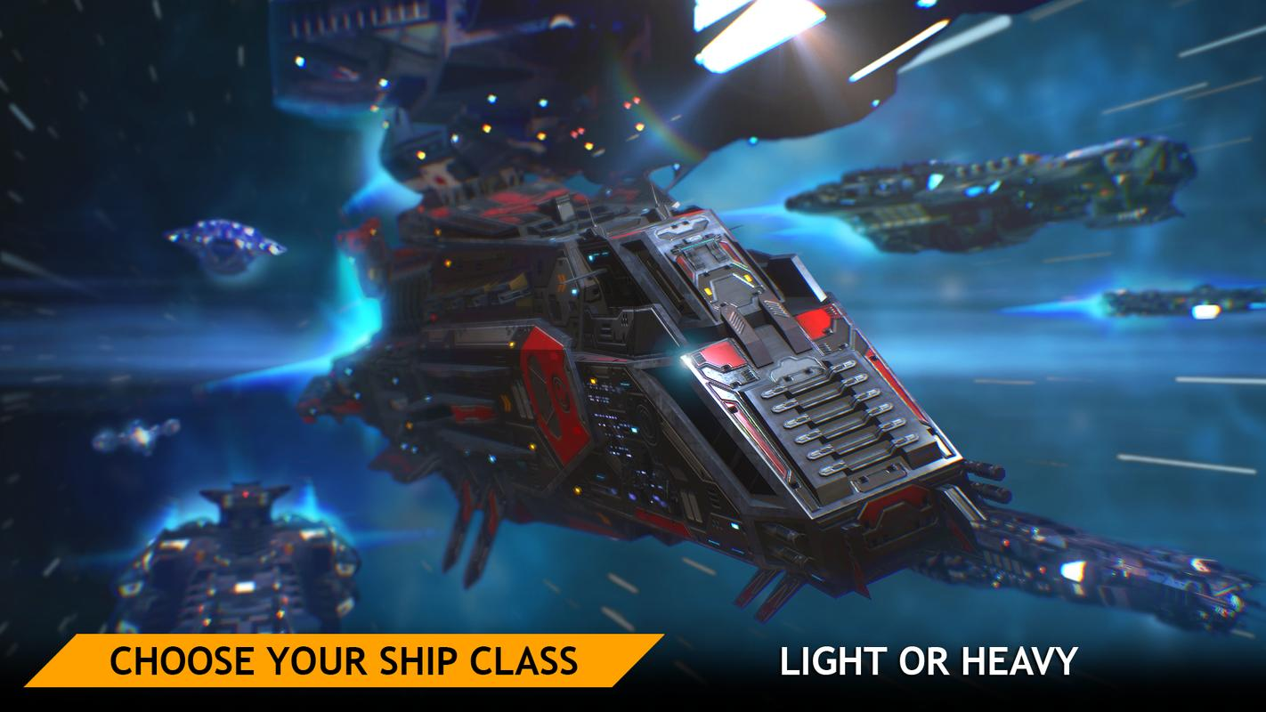 Planet Commander Online: Space Ships Galaxy Game APK