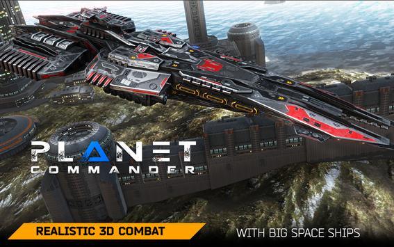 Planet Commander apk screenshot