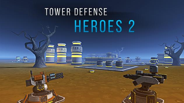 Tower Defense Heroes 2 ポスター