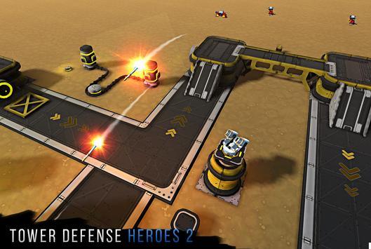 Tower Defense Heroes 2 スクリーンショット 10