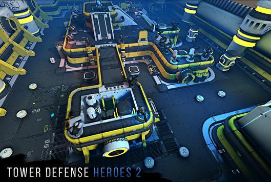 Tower Defense Heroes 2 screenshot 1