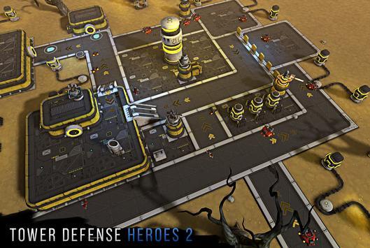 Tower Defense Heroes 2 スクリーンショット 2