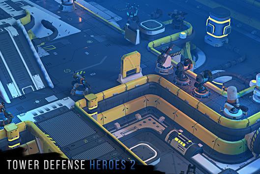 Tower Defense Heroes 2 スクリーンショット 3