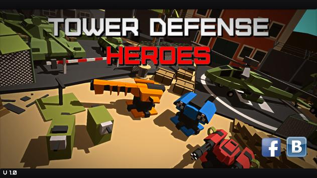 Tower Defense Heroes ポスター