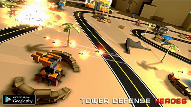 Tower Defense Heroes スクリーンショット 2