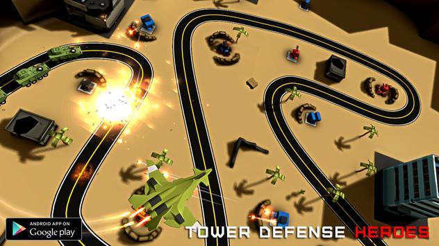 Tower Defense Heroes スクリーンショット 3