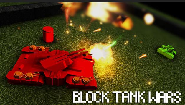 Block Tank Wars poster