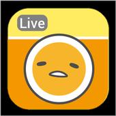 Cubic Live for Gudetama icon