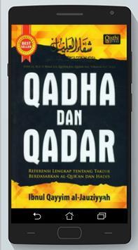 Qadha Dan Qadar - Imam Ibnul Qayyim poster