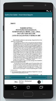 Qadha Dan Qadar - Imam Ibnul Qayyim screenshot 5