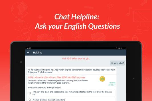 Hello English: Learn English apk تصوير الشاشة