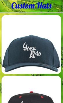 Custom Hats screenshot 1