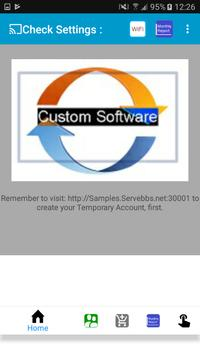 Punch Card Sample poster