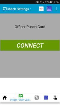 Punch Card Sample screenshot 1