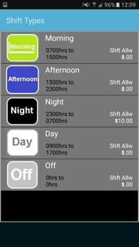 Punch Card Sample screenshot 2