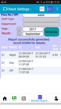 Punch Card Sample screenshot 6