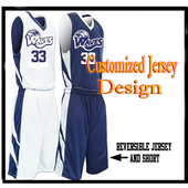 Customized Jersey Design icon