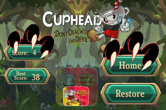 Cup Head new adventure poster