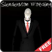 Slenderman Watching icon