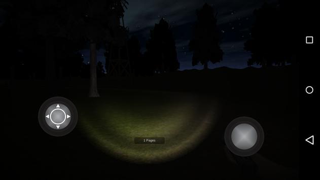 Slenderman Watching screenshot 2