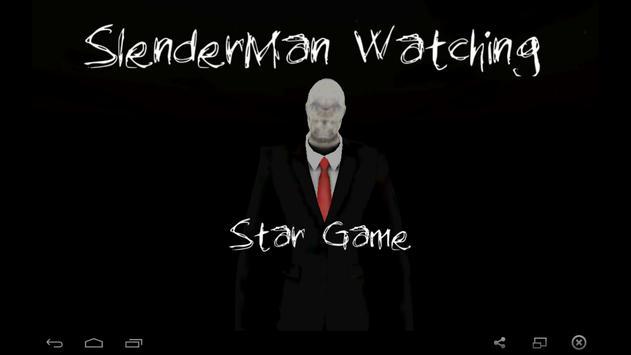Slenderman Watching apk screenshot