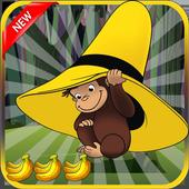 Curious Jungle George Adventure World Monkey icon