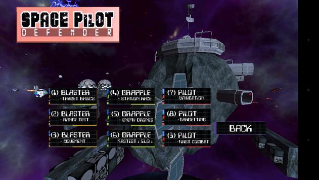 Space Pilot Defender screenshot 5