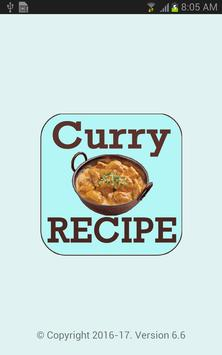 Curry Recipes VIDEOs poster