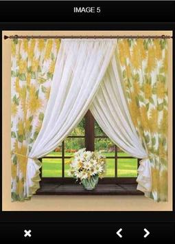 Curtain Designs Ideas screenshot 5