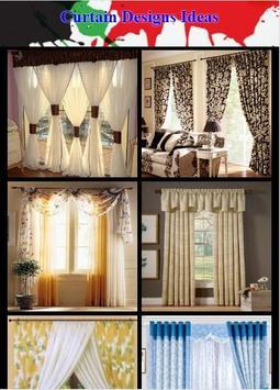 Curtain Designs Ideas poster