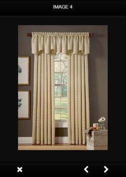 Curtain Designs Ideas screenshot 12