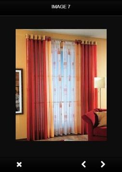 Curtain Designs Ideas screenshot 23