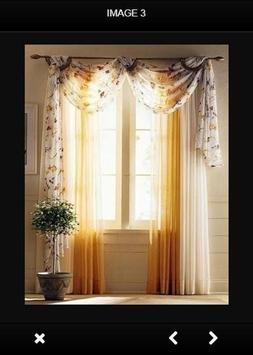 Curtain Designs Ideas screenshot 27