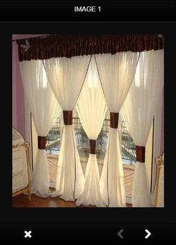 Curtain Designs Ideas screenshot 25