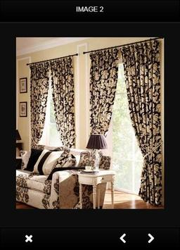 Curtain Designs Ideas screenshot 2