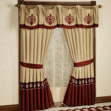 Curtain designs apk screenshot