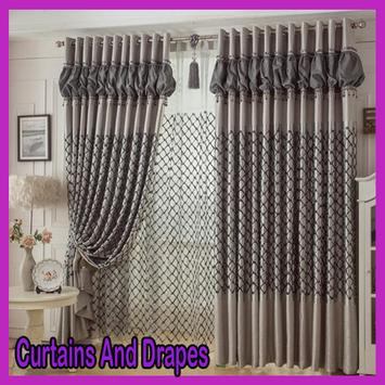 Curtains And Drapes poster