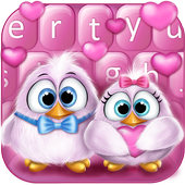 Cute Couple In Love Keyboard icon