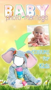 Editor de Fotos de Bebé 👶 Montajes para Bebés Poster
