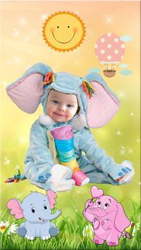Editor de Fotos de Bebé 👶 Montajes para Bebés captura de pantalla 1