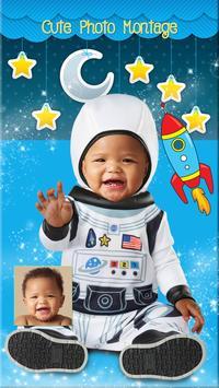 Editor de Fotos de Bebé 👶 Montajes para Bebés captura de pantalla 7