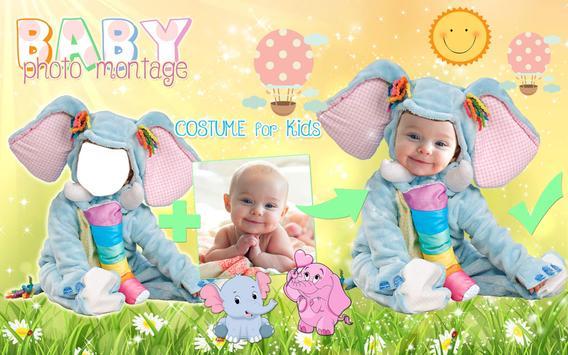 Editor de Fotos de Bebé 👶 Montajes para Bebés captura de pantalla 8