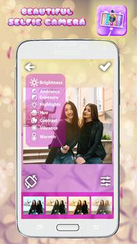 Beautiful Selfie Camera Editor apk screenshot