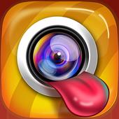 Cute Photo Stickers Pic Editor icon