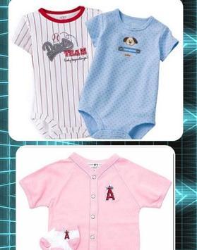 Cute Baby Clothes screenshot 1