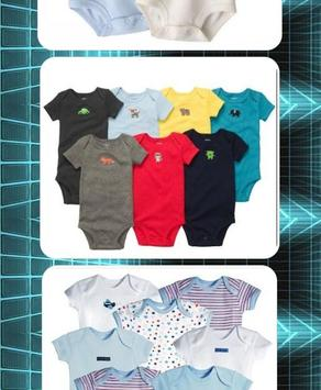 Cute Baby Clothes screenshot 2