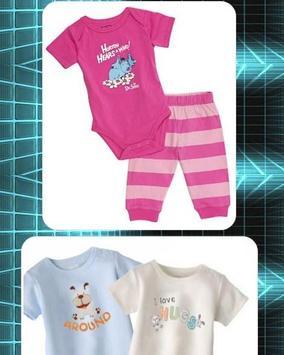 Cute Baby Clothes screenshot 3
