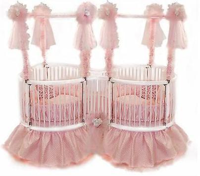 Cute Baby Cribs Ideas apk screenshot